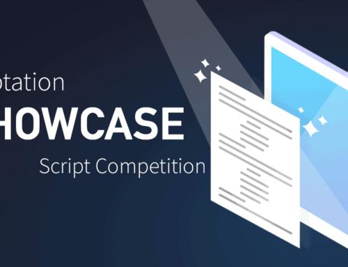 Press Release | Scriptation Announces Second Season of Script Competition