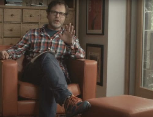 PhoneArena | Watch The Office's Rainn Wilson endorse euthanasia for film crew members, and an iOS app