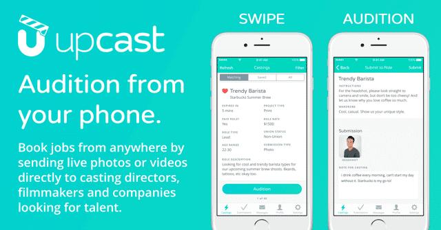 Best App for Filmmakers UpCast