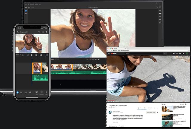 Best Apps for Film Adobe Premiere Rush
